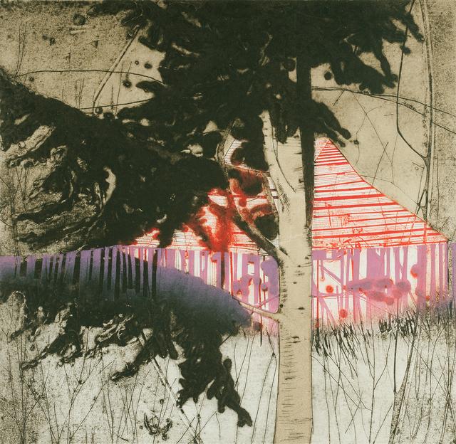 , 'Magenta Strip,' 2009, Rabley Contemporary