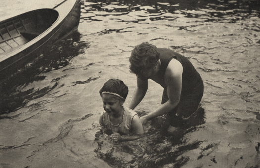 , 'The Swimming Lesson (1906),' 1911, Robert Mann Gallery