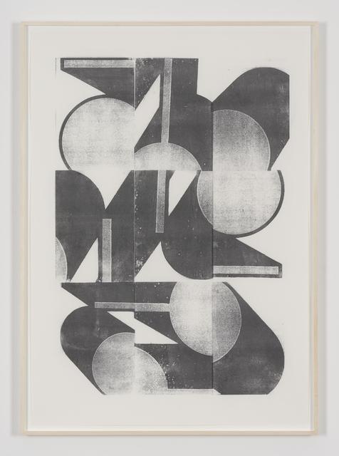 , 'Untitled (Transfer #3),' 2015, Galerija Gregor Podnar