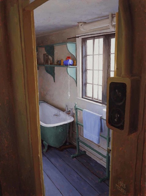 , 'Rainthorpe - Little Bathroom,' , Jonathan Cooper