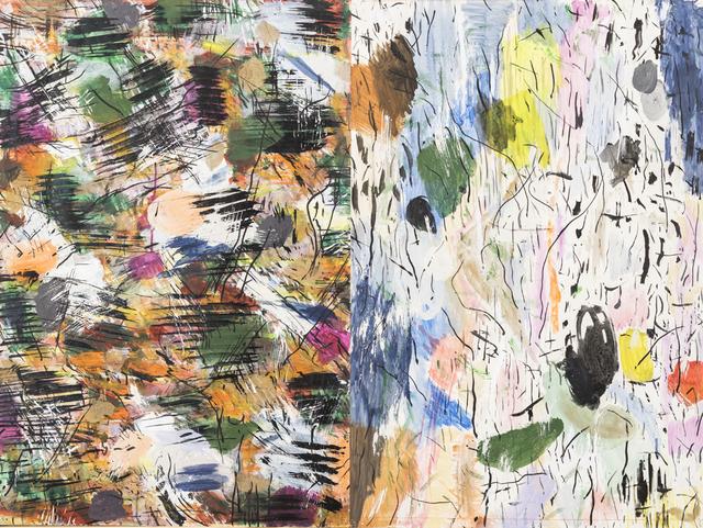 , 'Radiant Disclosures,' 1984, Rosamund Felsen Gallery