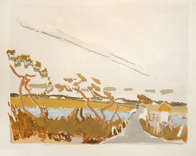 , 'The Bridge in April,' ca. 1980, C. Grimaldis Gallery