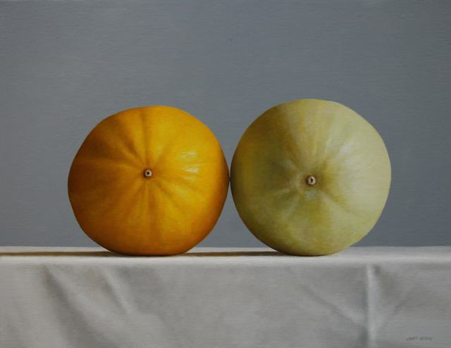 , 'Melons,' 2017, Clark Gallery
