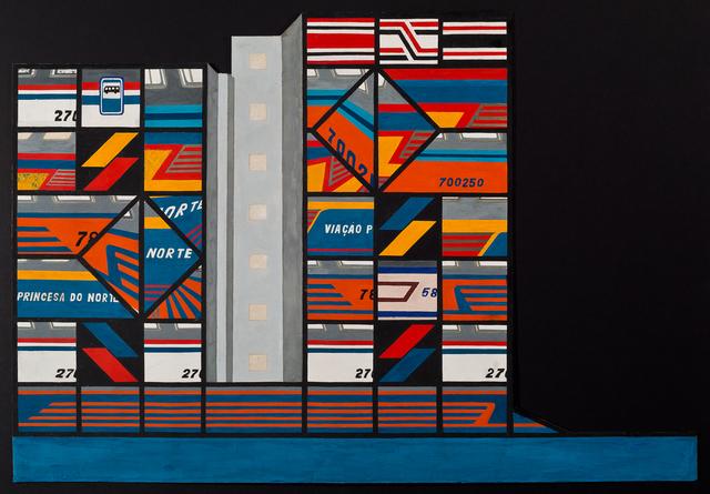 , 'Artes nos muros,' ca. 1983, Ronie Mesquita Galeria