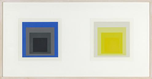 Josef Albers, 'Formulation: Articulation,' 1972, Heather James Fine Art: Curator's Choice