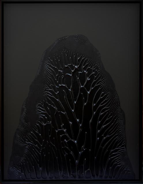 , 'Peinture Noire #3,' 2014, 22,48m2