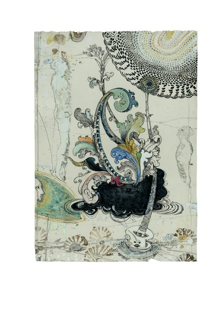 , 'Die Eisblumenzüchter XV,' 2017, Galerie Commeter / Persiehl & Heine