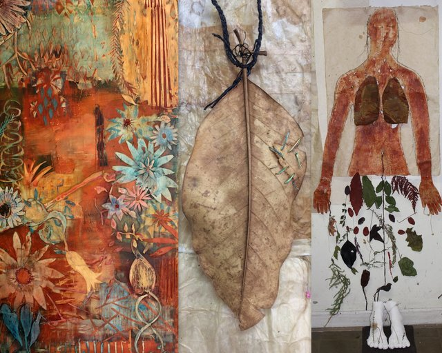 Cynthia Fusillo, 'Venetian Leave', 2020, Print, Giclée, Galeria Contrast