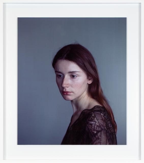 Richard Learoyd, 'Tatiana (small)', 2011, Fraenkel Gallery