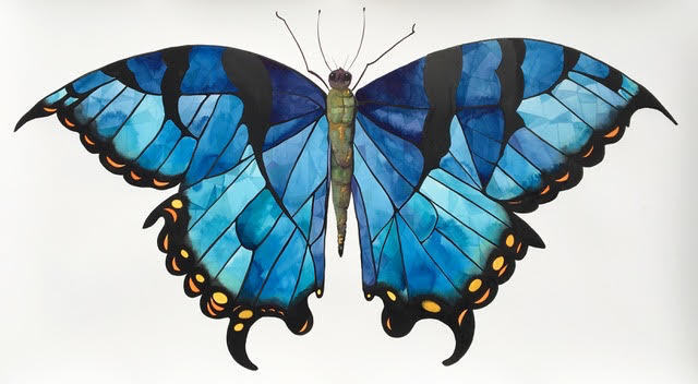 Idoline Duke, 'Big Butterfly', 2019, ARC Fine Art LLC