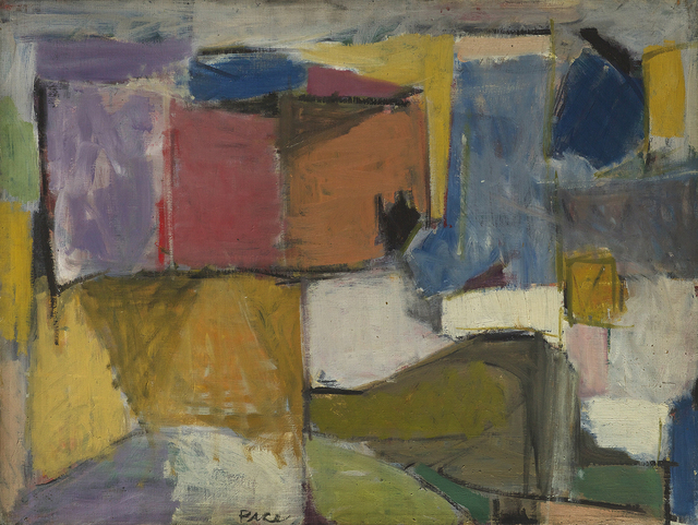 , 'Untitled (50),' 1950, Berry Campbell Gallery