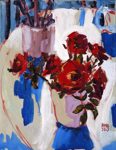 , 'Rosa Rugose ,' ca. 2018, Copley Society of Art