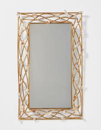 Unique mirror, designed for Yves Saint-Laurent