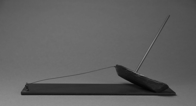 , 'Making Headway, maquette,' 2013, Adelson Galleries