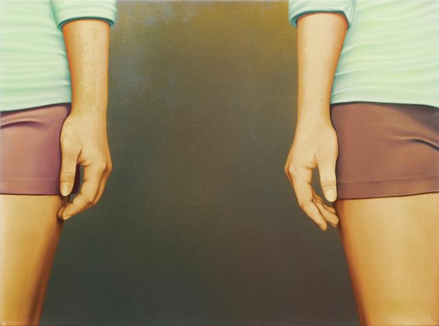 , 'Twins A,' 1972, Each Modern