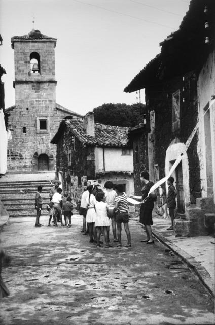 , 'Alberto Greco en Piedralaves,' 1963, Del Infinito