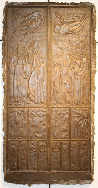 , 'Stella Mattutina Bozzetto per la Porta di San Pietro ,' 1947, Tasende Gallery