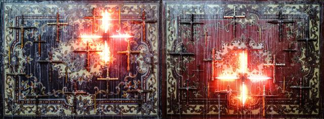 , 'Crusade,' 2015, Sundaram Tagore Gallery