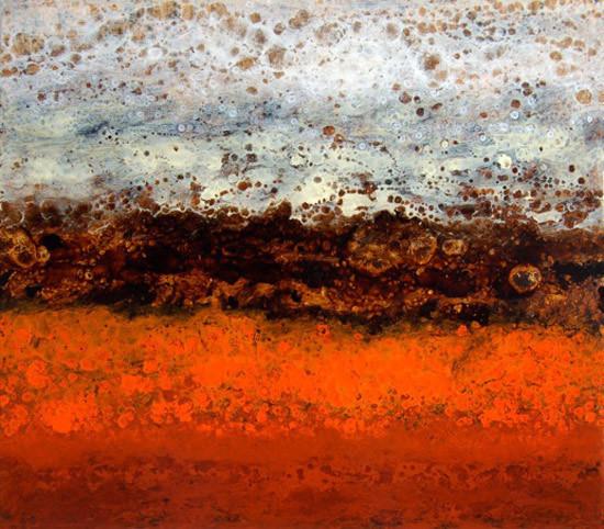 , 'Automne A Hudson,' 2010, Elisa Contemporary
