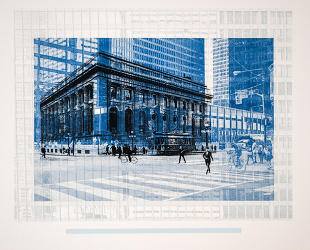 , 'Lost; Board of Trade Building 1892 -1958,' 2015, Open Studio