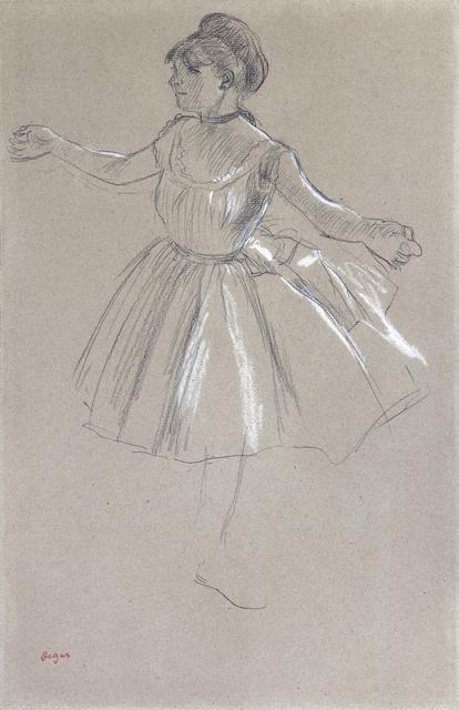 , 'Dancer (Melina Darde),' ca. 1878, Jill Newhouse Gallery