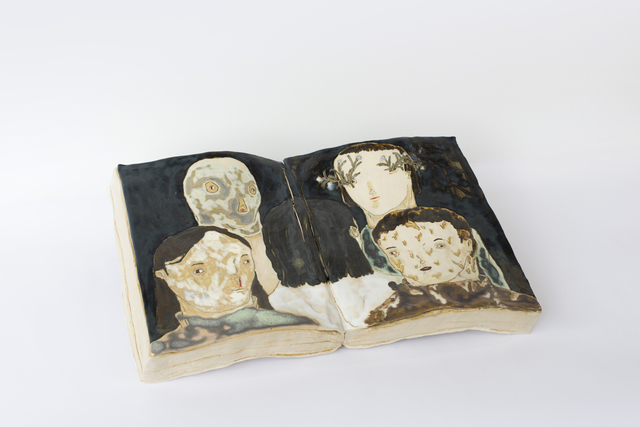 Wang Guan-Jhen, 'The Book You Can't Put Down–Face', 2019, Yiri Arts