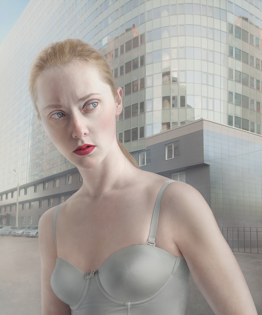 , 'Revolution Street,' 2014, Faur Zsofi Gallery