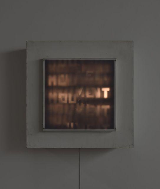 , 'Mouvement,' 1964, Galerie Mitterrand