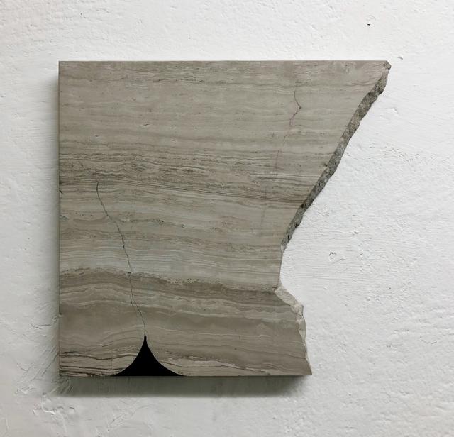 , 'Sarmizegetusa N 38,' 2018, The Flat - Massimo Carasi