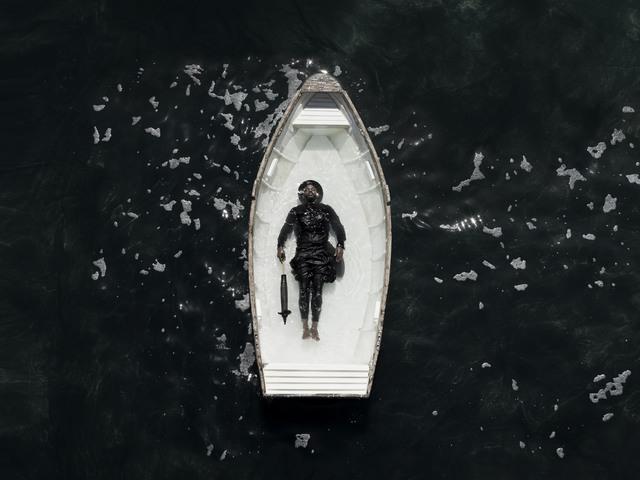 , 'Passage 6,' 2017, Galerie Ron Mandos