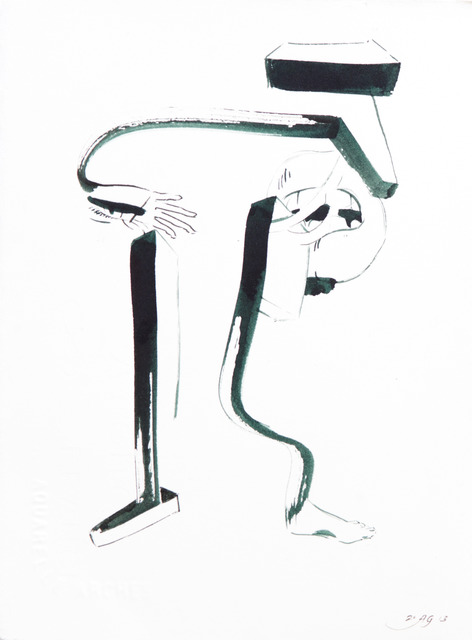 , 'Stance,' , Moskowitz Bayse
