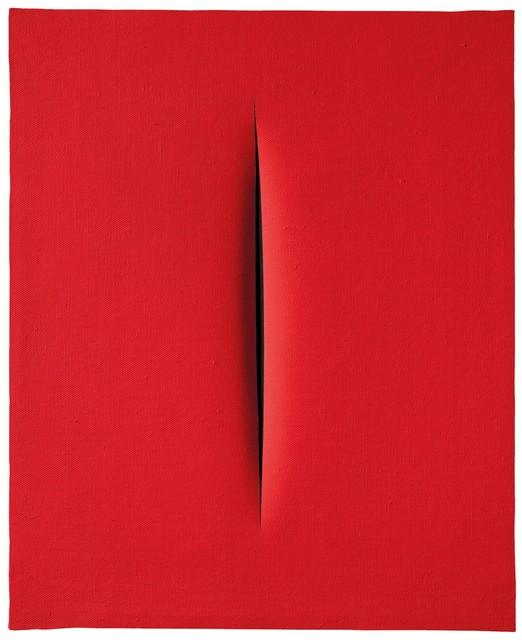 , 'Concetto Spaziale, Attesa,' 1967, Robilant + Voena