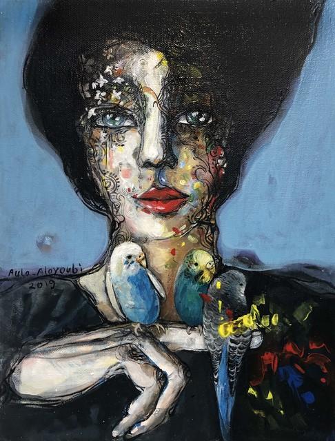 Aula Alayoubi, 'Bright in The Shadows', 2019, Beacon Gallery