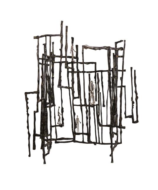 , 'Méandres urbains,' 2015, Simard Bilodeau Contemporary