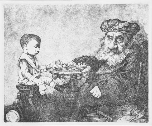Charles Bragg, 'FUN & GAMES', Unknown, Gallery Art