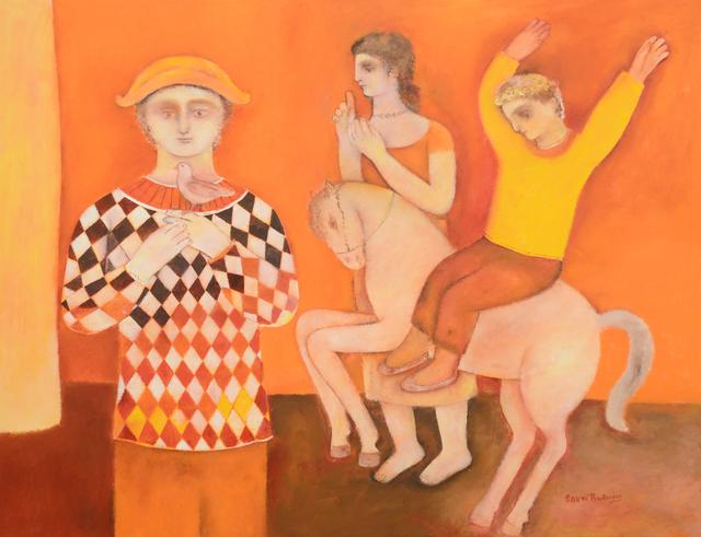 Sakti Burman, 'Untitled', 2018, Arushi Arts