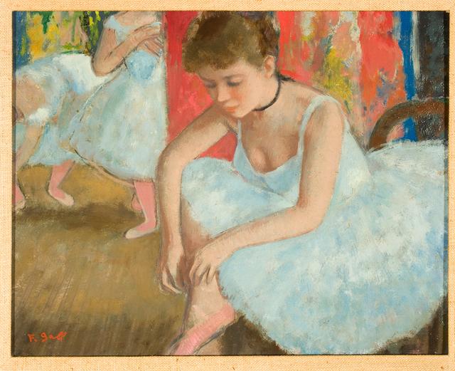 , 'The Dancer,' ca. 1950, Museo Soumaya