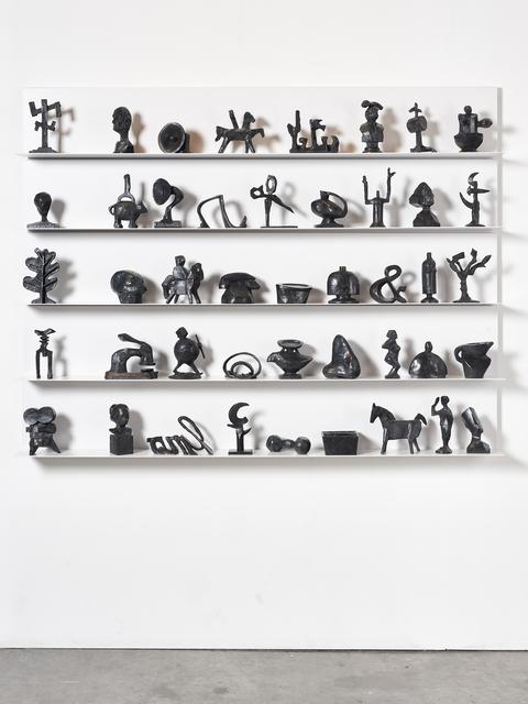 , 'Lexicon,' 2017, Goodman Gallery