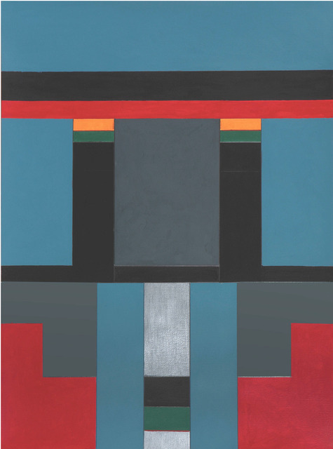 , 'Composition No. 3,' 2013, Leon Tovar Gallery