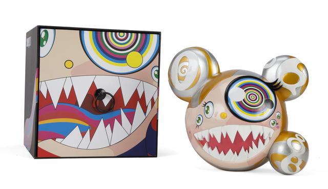 Takashi Murakami, 'Mr. Dob (gold) - Complexcon', 2016, Julien's Auctions