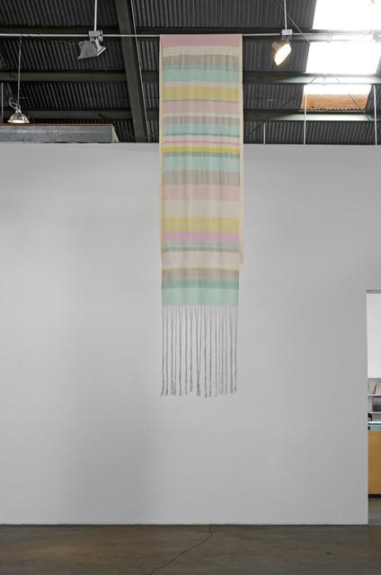 , 'Hanging Patterned Mistakes,' 2014, Shoshana Wayne Gallery