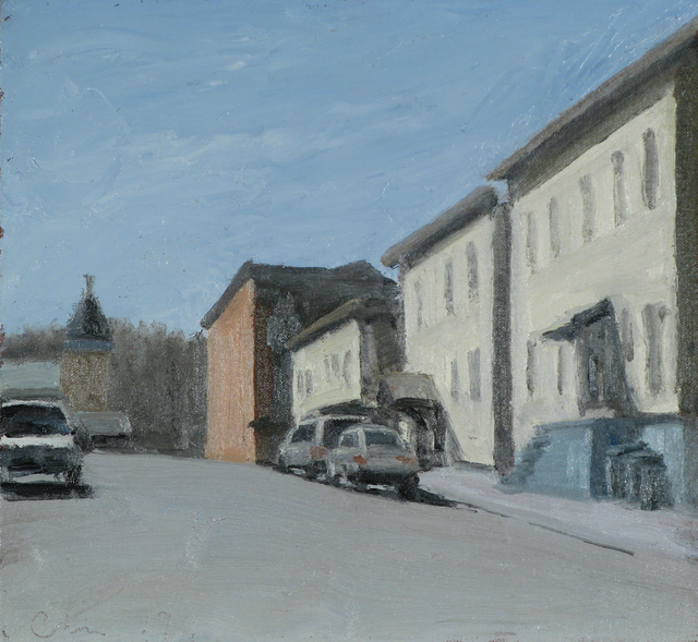 Matt Chinian, 'Howard St., Cohoes', 2019, Carrie Haddad Gallery