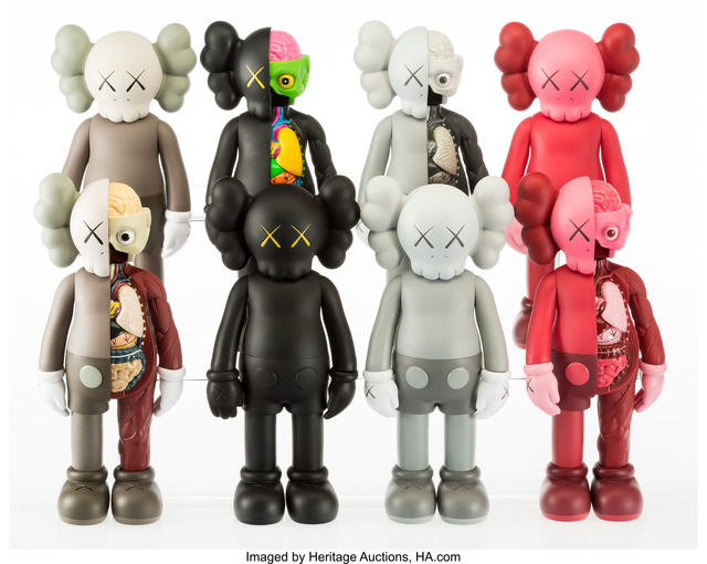 KAWS, 'KAWS Companion (Open Edition)', 2016, Other, Painted cast vinyl, Heritage Auctions