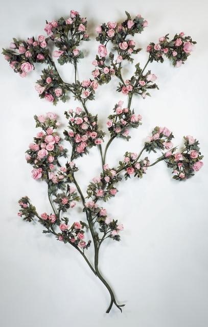 , 'Branded Rose (Pink),' 2017, Jonathan Ferrara Gallery