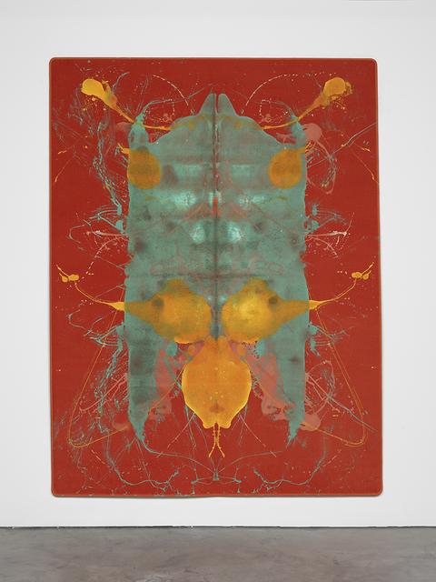, 'Agoraphobia VI,' 2016, David Kordansky Gallery