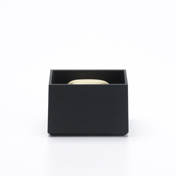 , 'Contained Box, Black and Gold,' 2016, Taste Contemporary