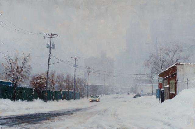, 'North,' 2017, Grenning Gallery