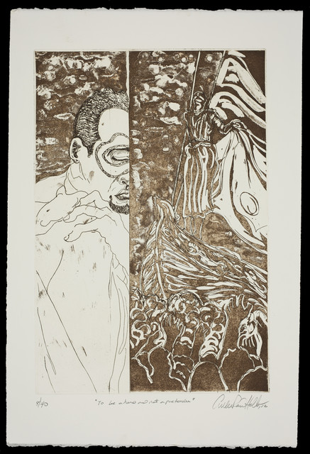 , 'To Be a Hero and Not a Pretender ,' 2012, Mount Holyoke College Art Museum