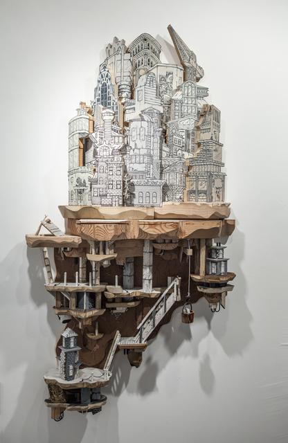 , 'Pail Plateau,' 2015, Paradigm Gallery + Studio