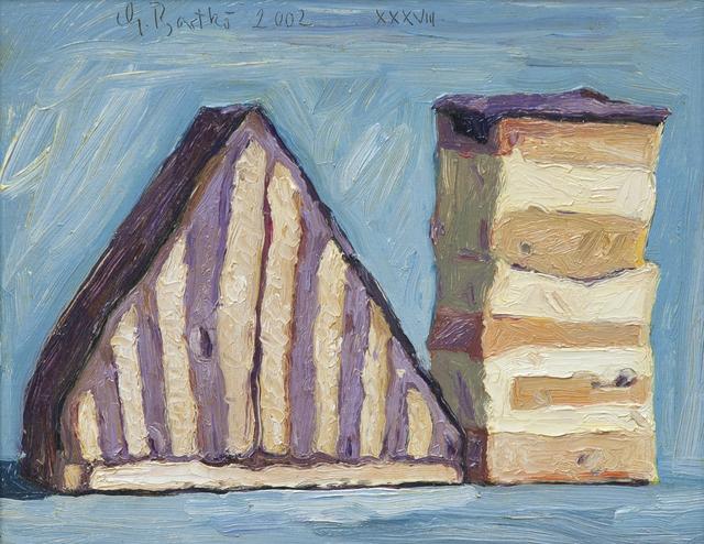 , 'Budapest Pastry XXXVIII,' 2002, Imlay Gallery